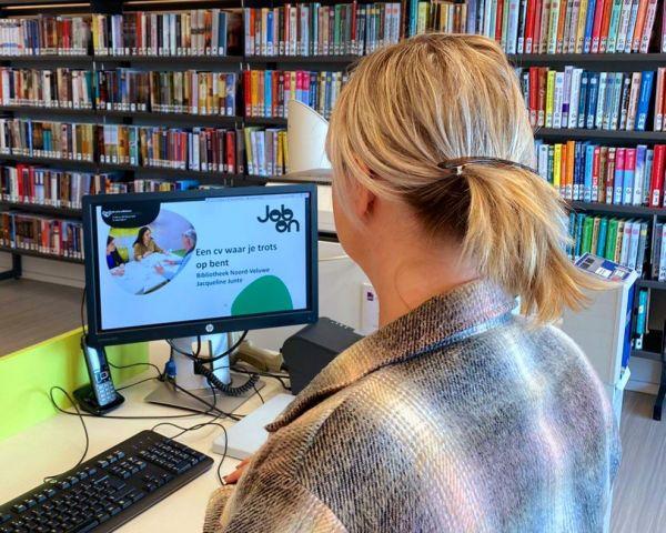 Jouw top CV | online workshop
