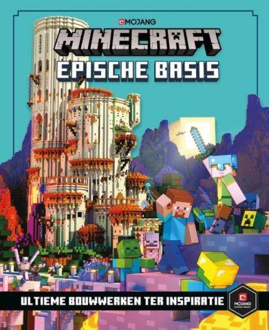 Lekker lezen met Minecraft