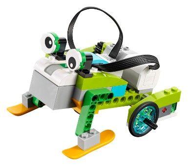 Maak je eigen LEGO® robot (WeDo)