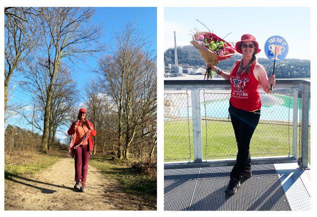 Online inspiratiesessie door Jolanda Verdegaal over haar Pieterpad-tocht
