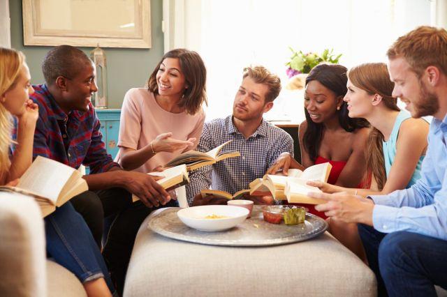 Online informatiebijeenkomst 'Vind de leesclub die bij jóu past'