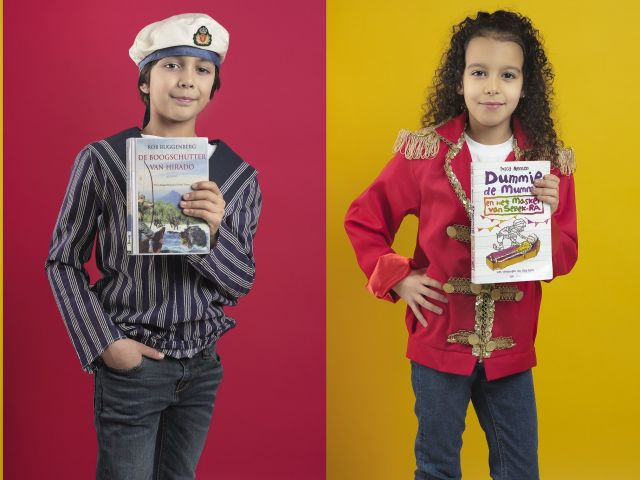Groep 4-8: Kinderboekenweek Worden wat je wil!