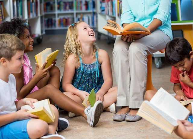 Workshop 'Boekenkring 3.0' voor leerkrachten