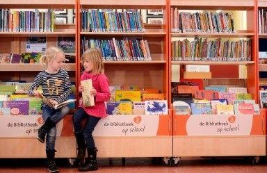 Onderhoud collectie schoolbibliotheek