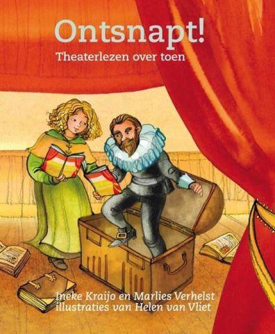 Theaterlezen: Ontsnapt! - groep 5/6/7/8