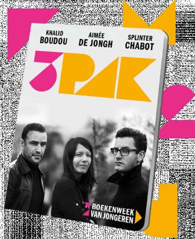 Boekenweek van Jongeren: boekenpakket 3PAK