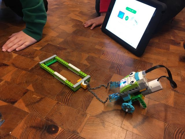 LEGO WeDo op de BSO | 7-9 jaar