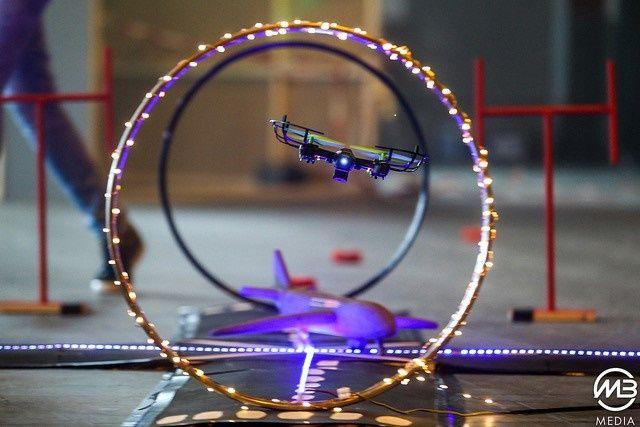 Drone cup - Word jij een Dronepiloot? 02-10-2021 13:30