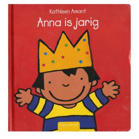 Anna is jarig - door Kathleen Amant