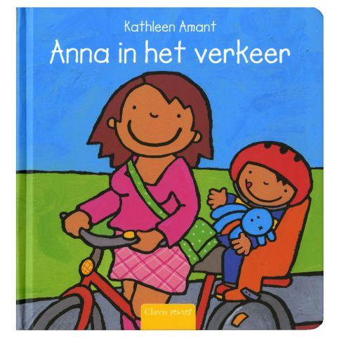 Anna in het verkeer - door Kathleen Amant