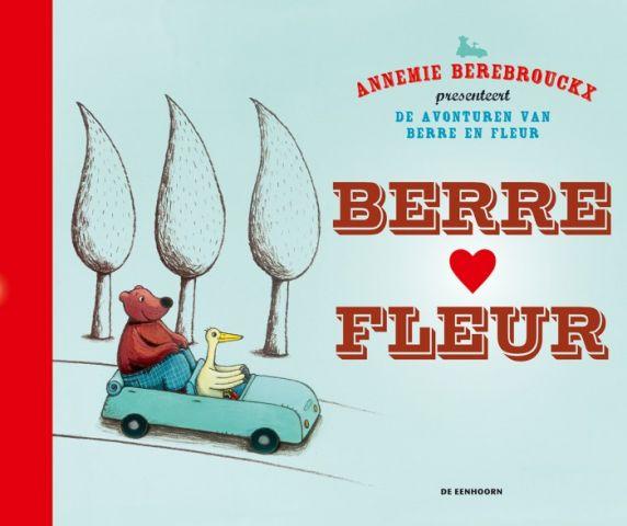 Berre en Fleur - door Annemie Berebrouckx