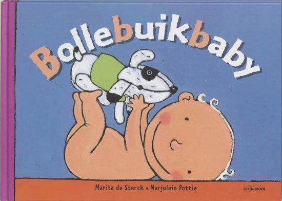 Bollebuikbaby - door Marita de Sterck, Marjolein Pottie