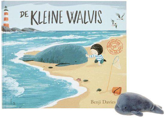 De Kleine Walvis - van Benji Davies