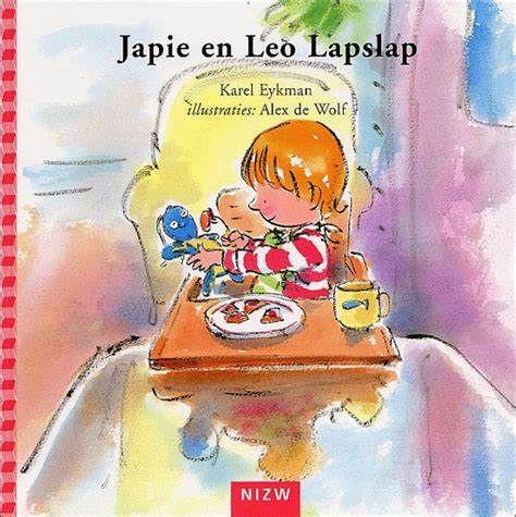 Japie en Leo Lapslap - door Karel Eykman, Alex de Wolf
