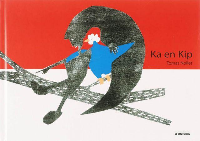 Ka en Kip - door Tomas Nollet