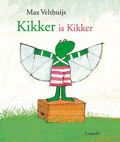Kikker is Kikker - door Max Velthuijs