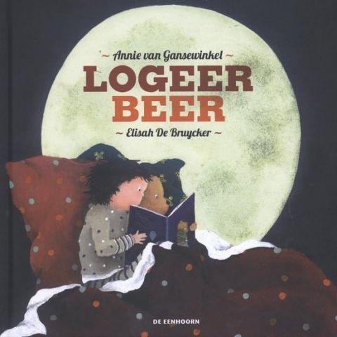 Logeerbeer - door Annie van Gansewinkel, E. de Bruycker