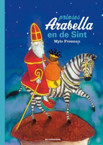 Prinses Arabella en de Sint   - door Mylo Freeman