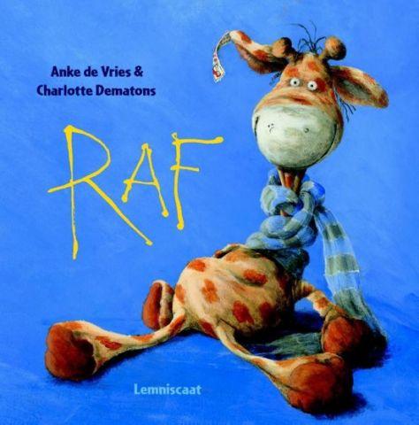 Raf - door Anke de Vries, Charlotte Dematons