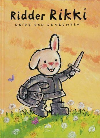 Ridder Rikki - door Guido van Genechten