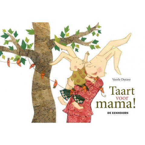 Taart voor mama  - door Veerle Derave