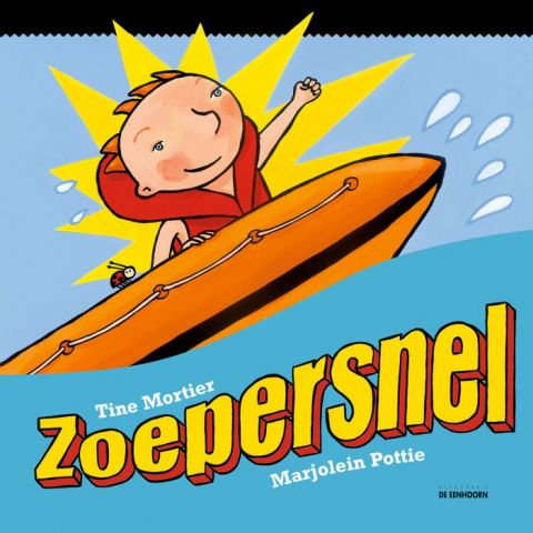 Zoepersnel - door Tine Mortier, Marjolein Pottie