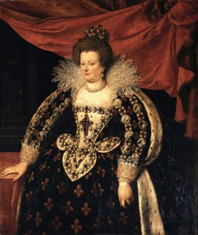 Kunstlezing: Maria de Medici als bannelinge aan Buitenlandse hoven
