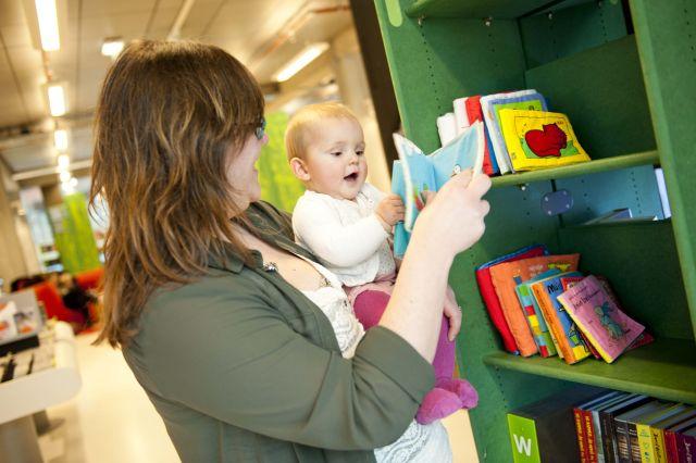 Webinar Boeken- en voorleestips  voor baby's en dreumesen