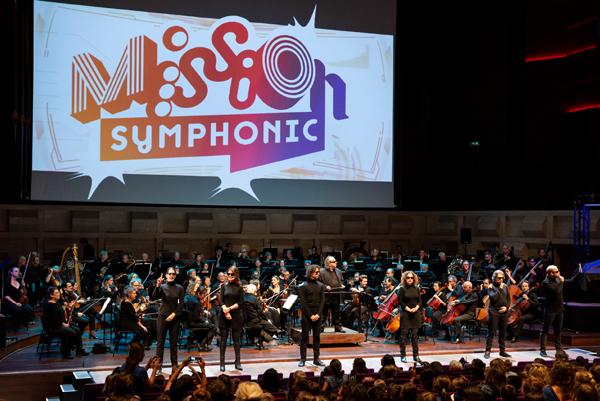 Mission Symphonic (keuze)