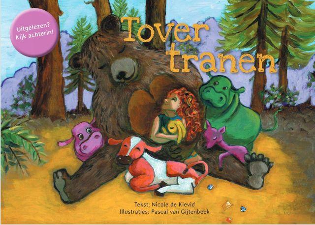 Tovertranen: presentatie prentenboek en voorlezen voor kinderen 4-8 jaar