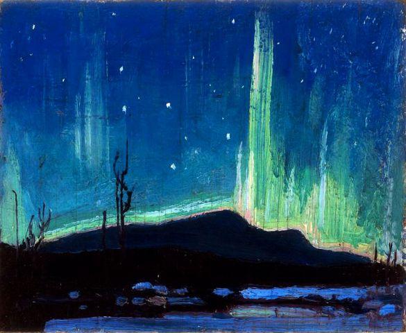 Kunstlezing: Het Magnetisch Noorden, Canadese landschappen 1910-1940