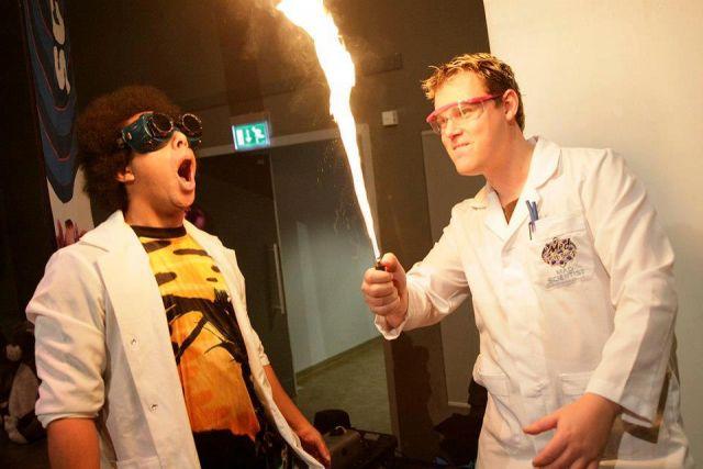 Mad Science | 6 - 8 jaar | Herfstfestival