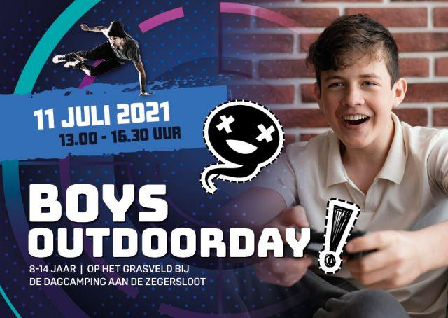 Boys Outdoorday 2021