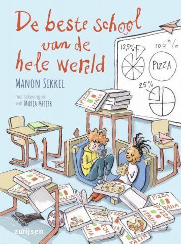 Kinderboekenweekwedstrijd groep 5 en groep 6 gemeente Uden