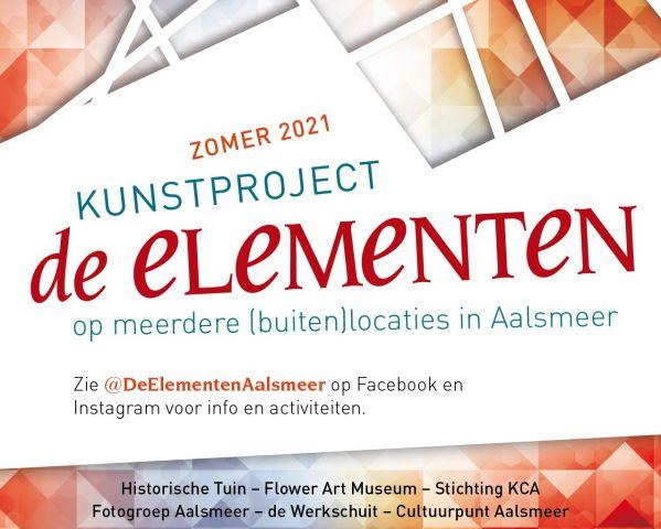 Fototentoonstelling Aalsmeer – De Elementen