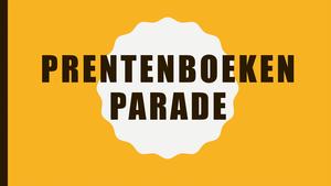 Prentenboekenparade