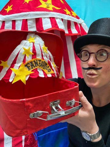 Vertelling: Circus Fantastico