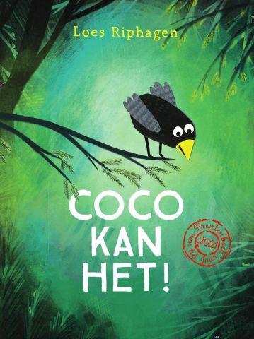 BoekStart-voorleesfeestje Coco kan het!