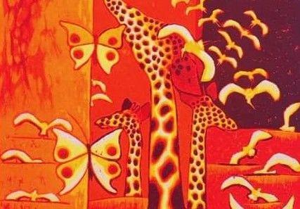 Expositie Fred Mutebi