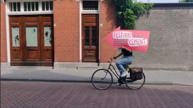 VIP bezoek aan Festival Boulevard en Cement