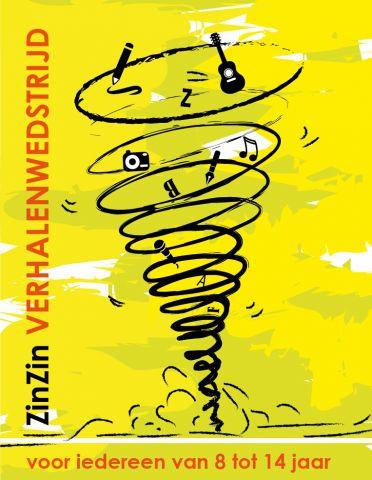 ZinZin verhalenwedstrijd (8-14 jaar)