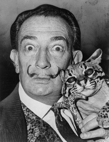 Online lezing Erna Charbon: Salvador Dalí