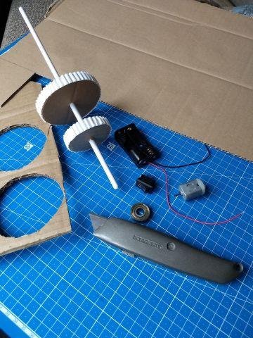 Workshop: Versnellingsbak maken