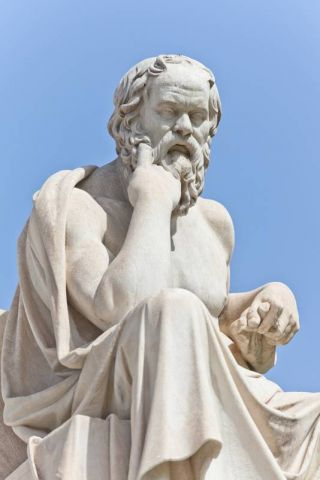 Socratische dialoog in het klooster - Thema: 'Op zoek naar stilte'
