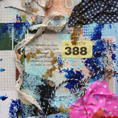 Maak jouw eigen #collagegedicht - 24h Amstelveen