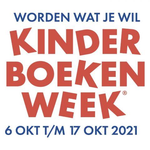 Speciaal voor onderwijsprofessionals: Webinar Kinderboekenweek 2021 - Worden wat je wil