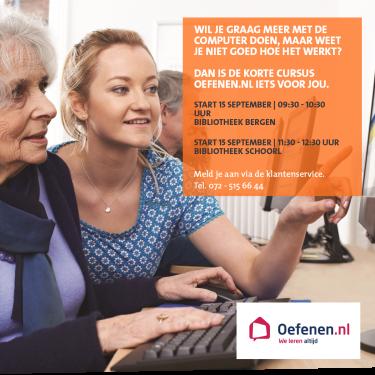 Oefenen.nl: cursus