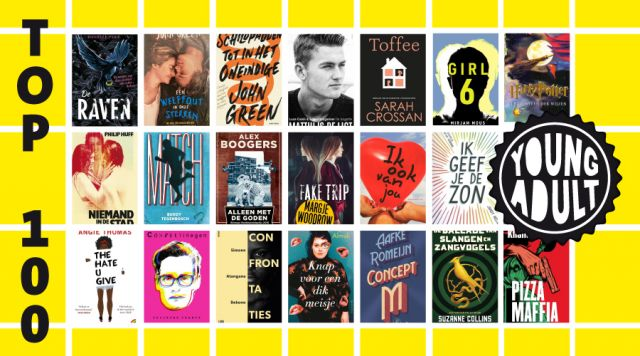 Boeken Top-100 voor Jongeren