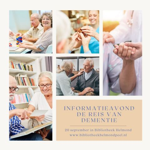 De reis van dementie, wat kom je tegen?