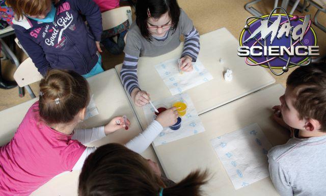 Mad Science workshop: Rechercheur (5, 6 en 7 jaar)